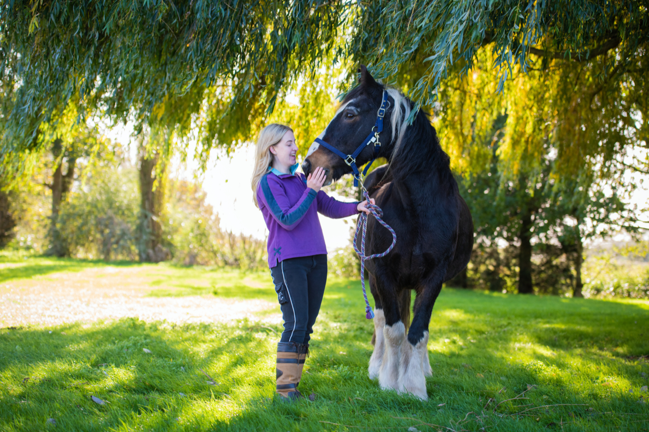 Get to know me and my horse